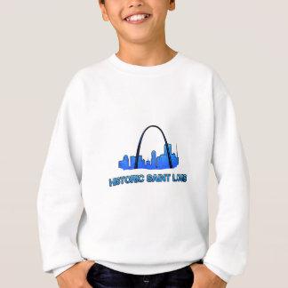 Historic Saint Louis Logo Product Sweatshirt