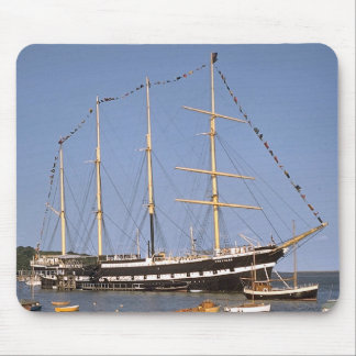 Historic ships T S Arethusa Mouse Pad