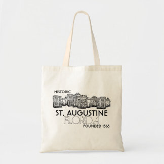 Historic St. Augustine Florida old town bag