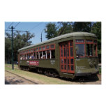 Historic Street Car Posters