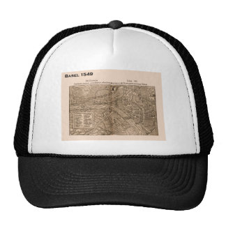 Historic Switzerland, 16th century town Mesh Hat