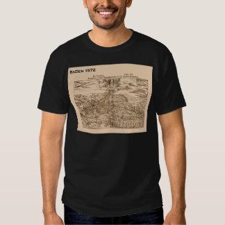Historic Switzerland, 16th century town Tshirts