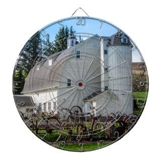 Historic Uniontown Washington Dairy Barn Dart Boards