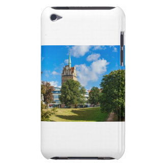 Historical building in Rostock iPod Case-Mate Cases