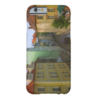 Historical buildings with canal, Prague, Czech Barely There iPhone 6 Case