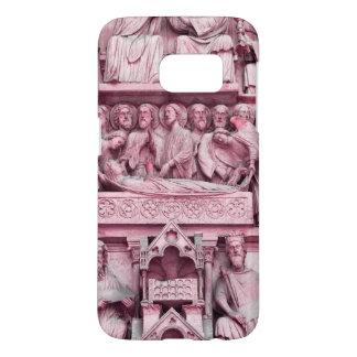 Historical, Christian sculptures Notre Dame Paris