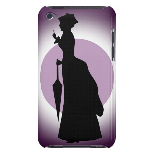 Historical Fashion: Rain Woman iPod CaseMate iPod Touch Covers
