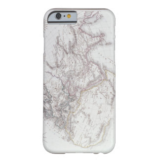 Historical Map of the Known World Barely There iPhone 6 Case