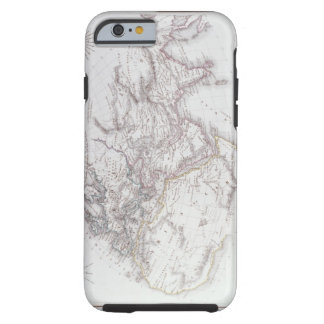 Historical Map of the Known World iPhone 6 Case
