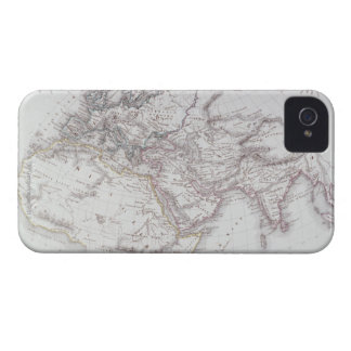 Historical Map of the Known World Case-Mate iPhone 4 Cases