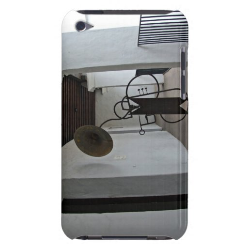 Historical Musical Instrument iPod Touch Case-Mate Case