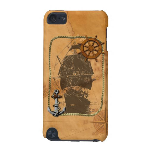 Historical Sailing Ship iPod Touch (5th Generation) Case