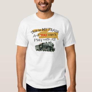 Historical Train Gifts--Hilarious sayings Shirts