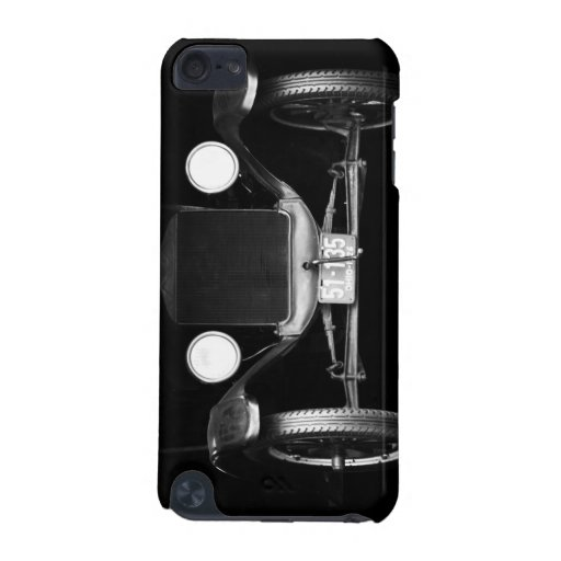 Historical Vehicle iPod Touch 5G Case