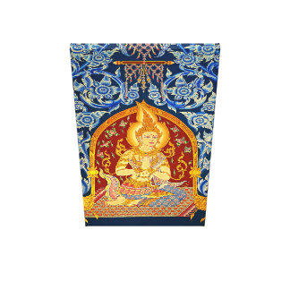 Historical Wall Art Temple Painting