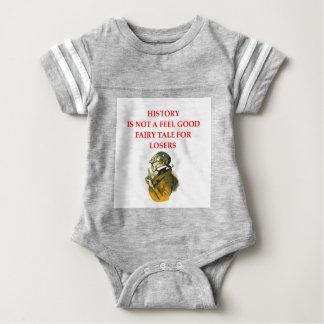 HISTORY BABY BODYSUIT
