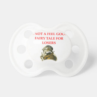 HISTORY BABY PACIFIERS