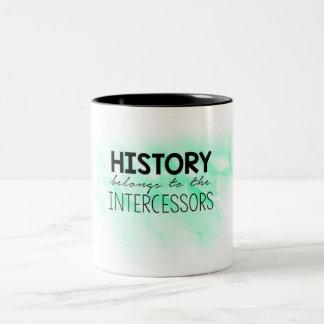 History Belongs Coffee Mug