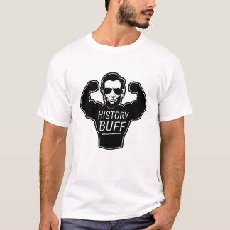 History Buff funny men's shirt