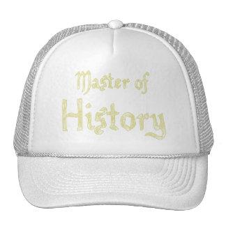 History Cap