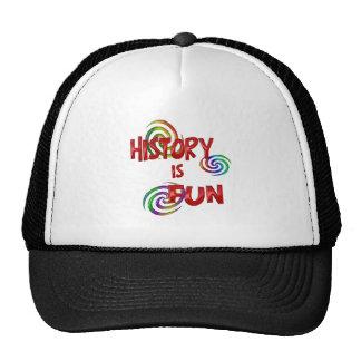 History Fun Hats