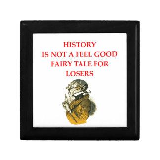 HISTORY GIFT BOX
