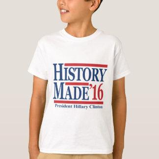 History Made 2016 T-Shirt