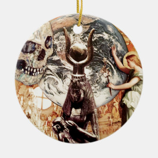 history of religious ideas ceramic ornament