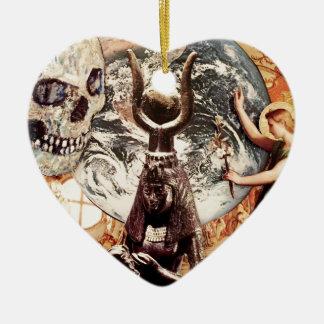 history of religious ideas ceramic ornament