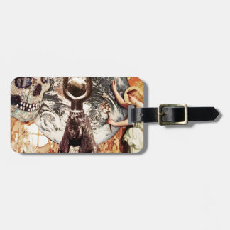 history of religious ideas luggage tag