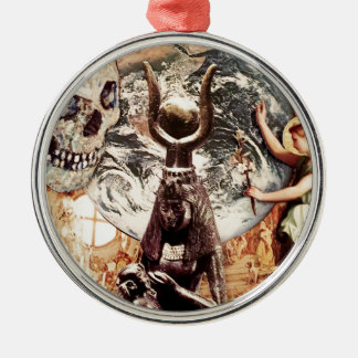 history of religious ideas metal ornament