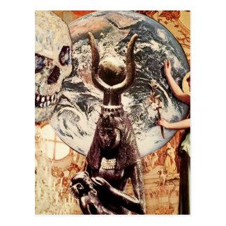 history of religious ideas postcard