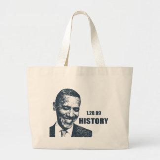 HISTORY - President Obama Inauguration Bags