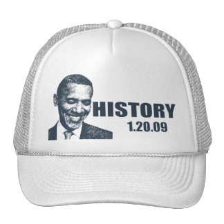 HISTORY - President Obama Inauguration Cap