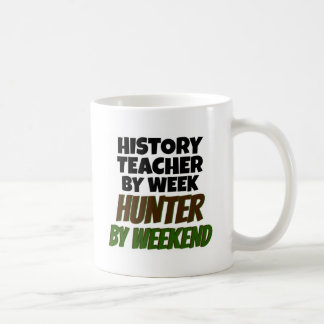 History Teacher Loves Hunting Coffee Mug