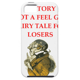 HISTORY TOUGH iPhone 5 CASE