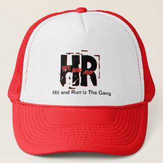 Hit and Run footwear Trucker Hat