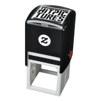 Hit Pictures Rubber Stamp