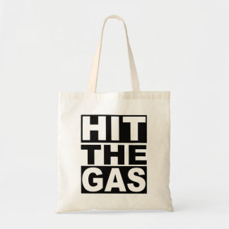 Hit the Gas Tote Bag