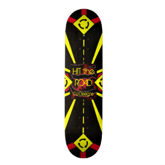 Hit the Road Skate Board Decks