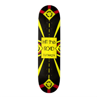 Hit the Road Skate Deck