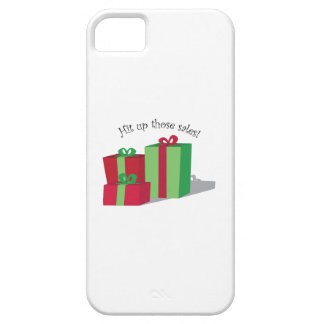 Hit Up Those Sales! Cover For iPhone 5/5S
