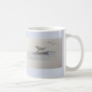 Hitch hiker coffee mug