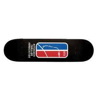 Hitchcock thriller association H.T.A skateboard