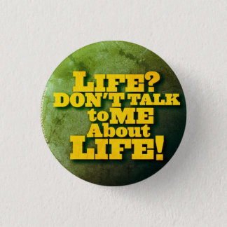 Hitchhikers Guide quote button
