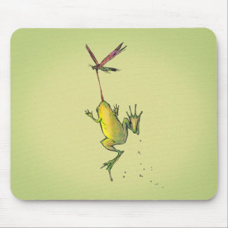 Hitchin' a Ride Mouse Pad