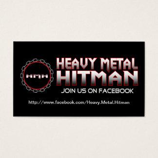 HITMAN Business Card