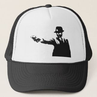 Hitman Trucker Hat