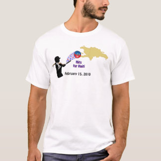 Hits for Haiti T-Shirt