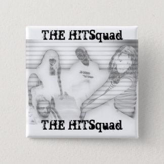 Hitsquad Ladies:  Gris 15 Cm Square Badge